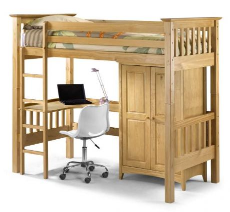 Home Study Bunk With Desk Sale Now On Your Price Furniture
